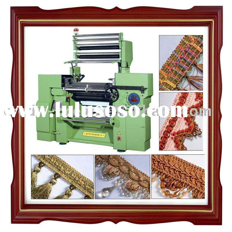 Special lace crochet machine / curtain tape knitting machine