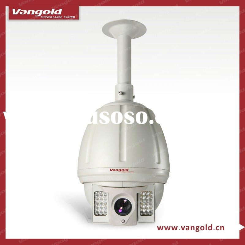 Speed Dome Camera with 27X Optical Zoom IR Distance=100M VG-6000/27XJ-N