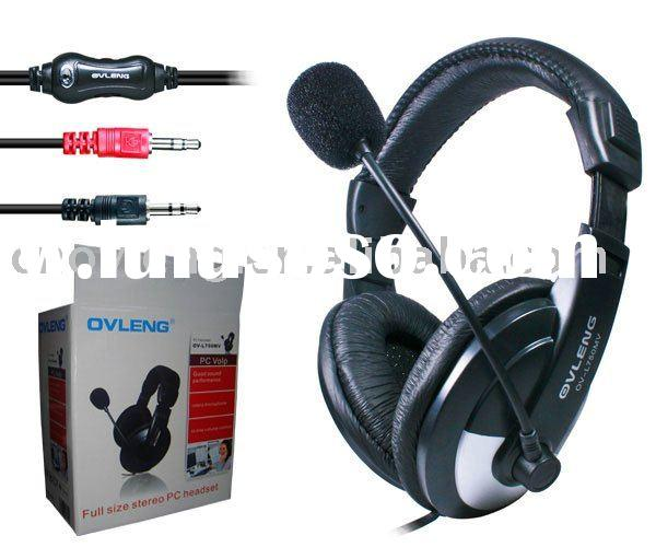 Stereo Headset with Microphone OV-L750MV