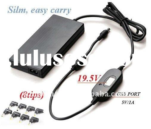 Super Slim Automatic Universal AC 90W Laptop Charger for home use