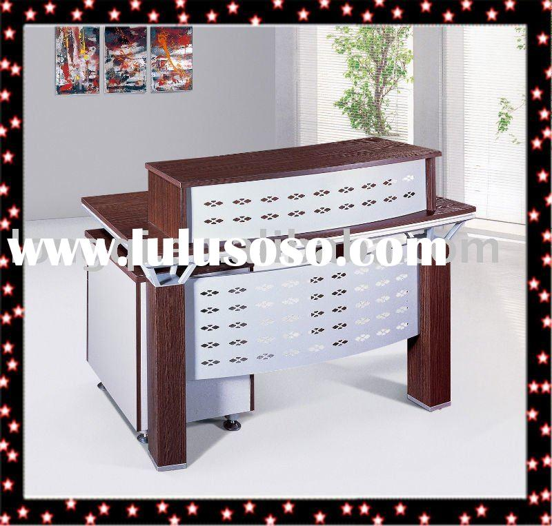 Superior quality office reception counter table