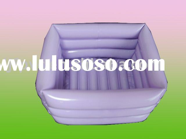 Supply the PVC inflatable foot spa basin,inflatabel pool