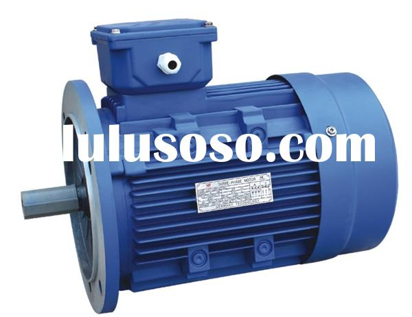 THREE PHASE ASYNCHRONOUS ELECTRIC MOTOR,electric motor( B5 MODEL)