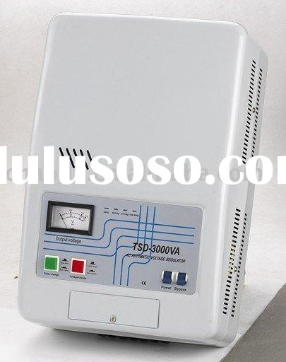 TSD Sereis Servo Motor Type AC Automatic Voltage Regulator stac voltage stabilizer