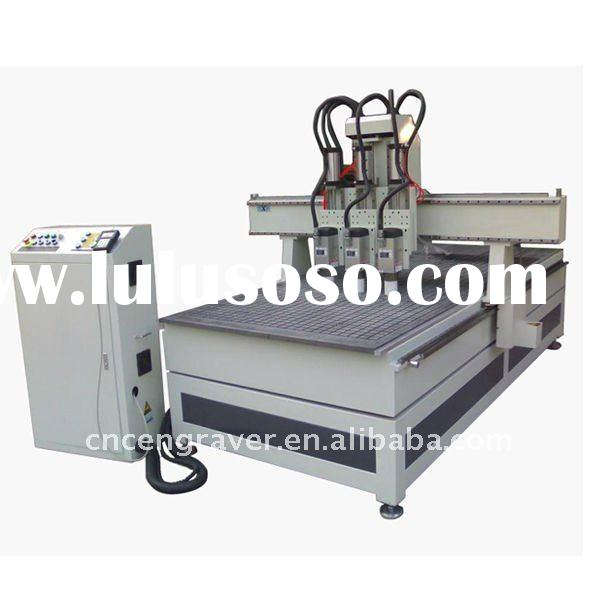 TSW1325S Popular Multi-spindles cnc wood carving router machine