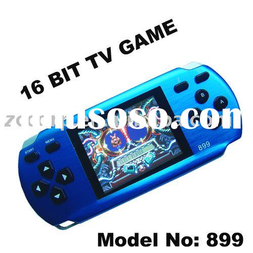 TV Game,16 bit TV Game with SD card support, 16 bit TV Game, handheld game, video game console, vide