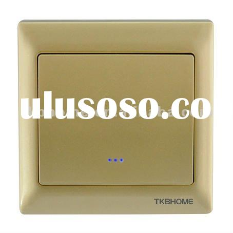 TZ66S Wilress Z Wave Light Switch for Home Automation