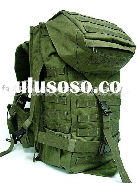 Tactical Molle Rifle Gear Combo military backpacks OD 60205(Military,Military supply,Army supply)