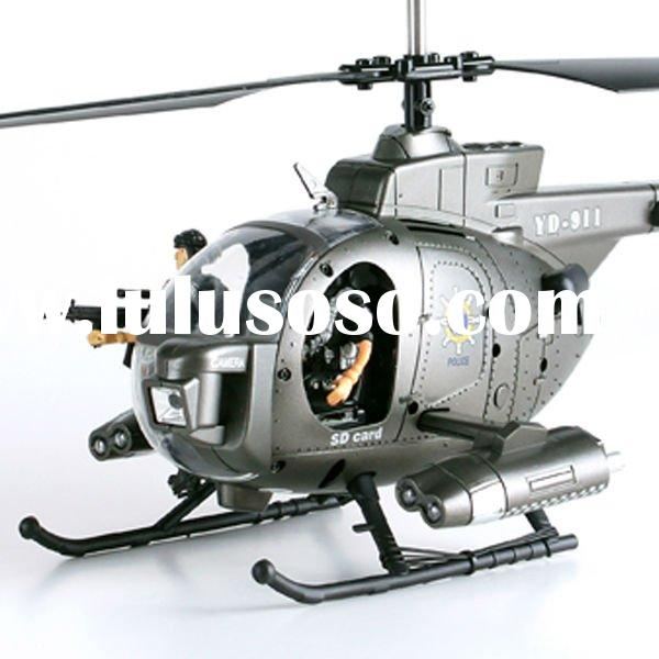 Top quality - RC Helicopter with Camera 911C, 3ch, Gyro