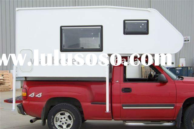 HOMEMADE TRUCK CAMPER PLANS - House Plans and Home Designs FREE