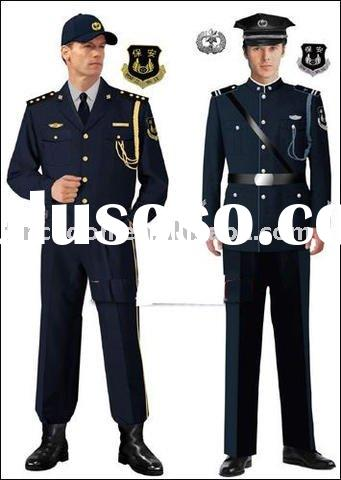 UNIFORM / UNIFORMS / MILITARY UNIFORM / ARMY UNIFORM / SECURITY UNIFORM /