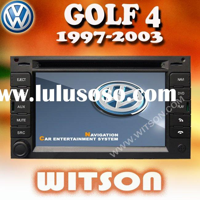 WITSON VOLKSWAGEN AUTO DOULB DIN DVD FOR GOLF 4 1997-2003