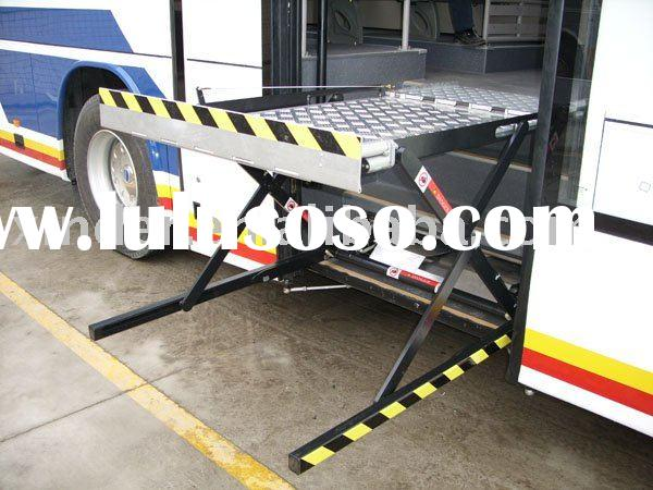 WL- UVL Series wheelchair lift for buses