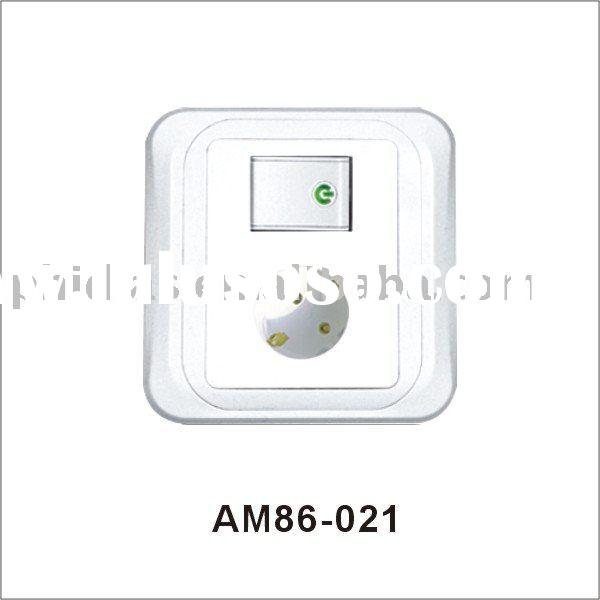 light motion sensor wall switch socket malaysia  light