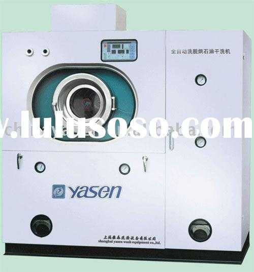 Washing-Dehydrating-Drying Petroleum Solvent Dry-Cleaning Machine