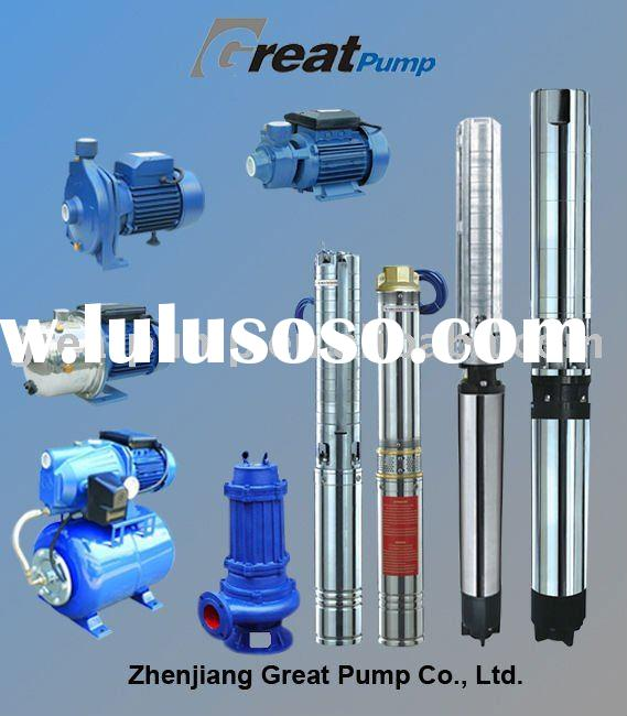 Water Pump, Submersible Pump, Self-priming Pump, Sewage Pump