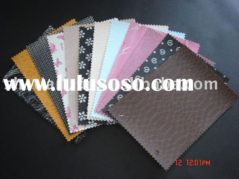 Wet Process PU Embossed Leather for Shoe Lining