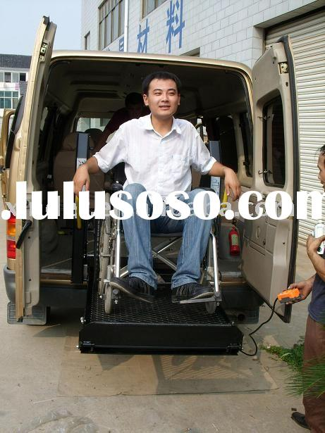 Wheelchair Lift Used For van