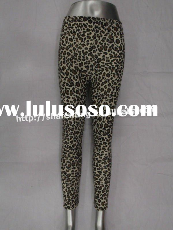 Women's various types of trousers / pants / leggings