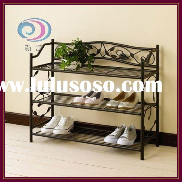 Iron Shoe Rack