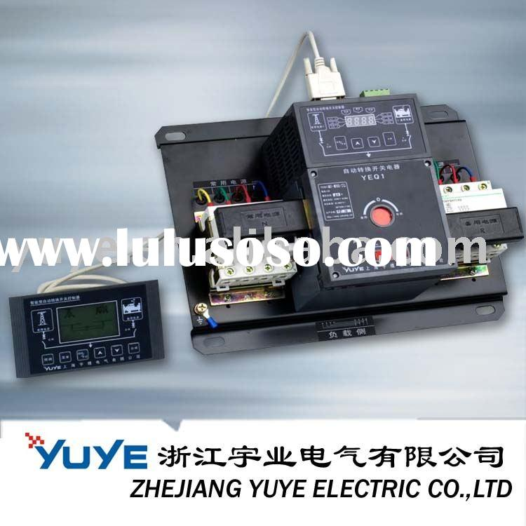 YEQ1 Auto changeover switch