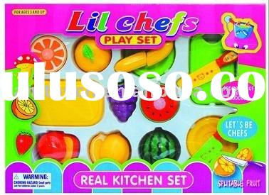 ,toy fruit,plastic fruit, .kitchen play toy set,toy,plastic toy