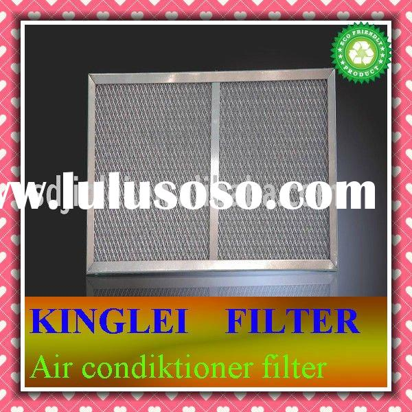 aluminum air filter,air conditioner filter,a/c filter,air conditioning filter