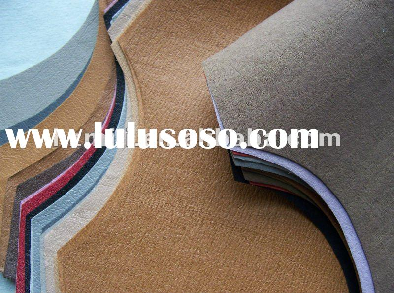 artificial leather / Imitation leather / leather fabric