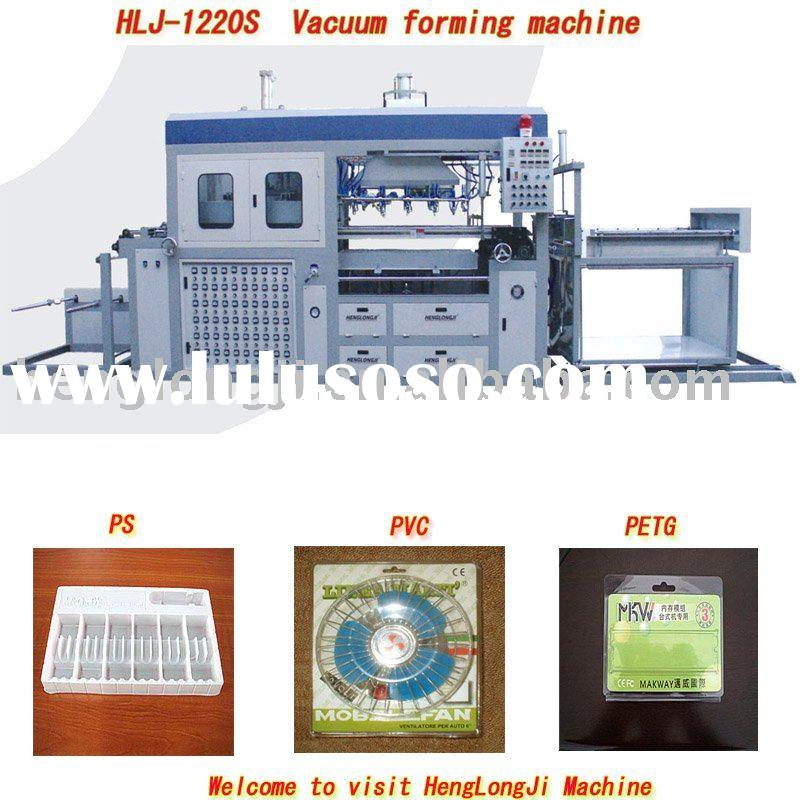 automatic plastic egg tray making machine