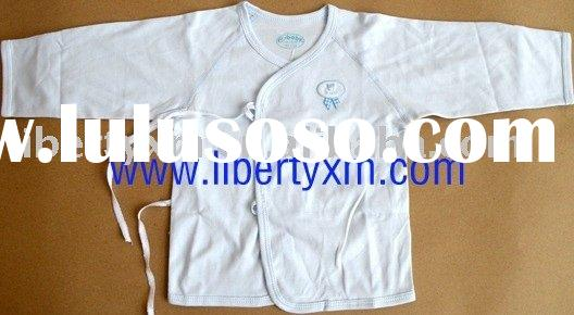 baby bamboo fabric shirt (bamboo clothes,baby bamboo wear)