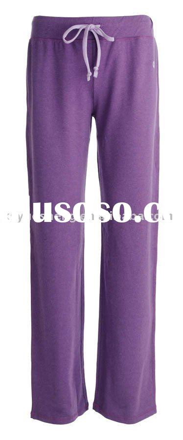 bamboo clothes - women's pants / trousers / yoga pants