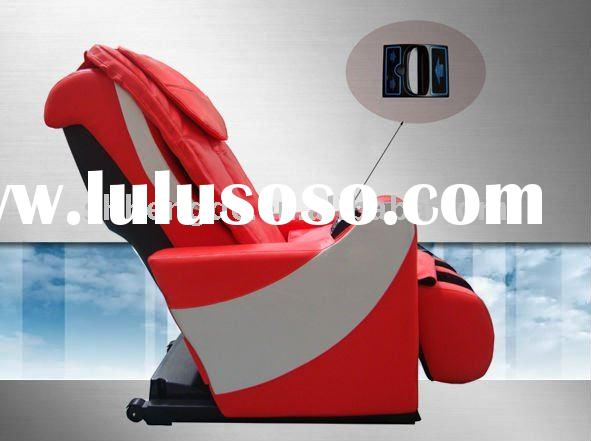 bill operated massage chair,vending massage chair with bill acceptor,3d massage chair