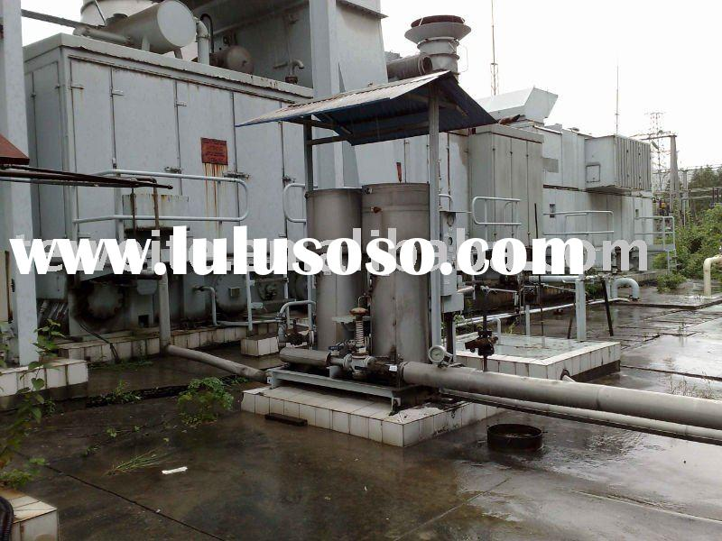 brand new simple cycle gas turbine generator power plant