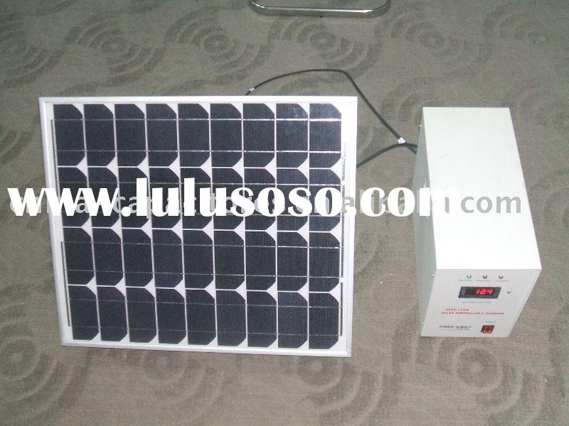 control box(solar pane+inverter+controller+control box+battery+mounting+cable)