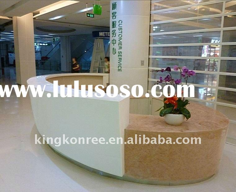 corian reception desk reception counter