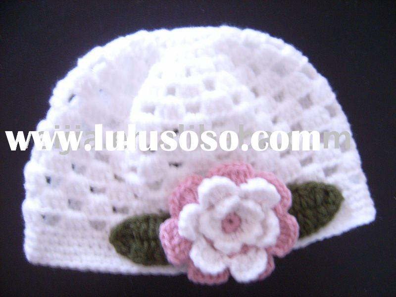 crochet baby hat/baby hat/knitted hat