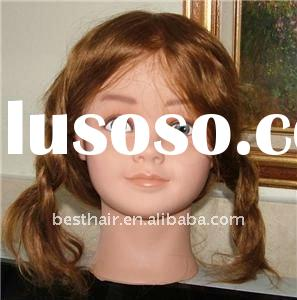 cute children training head/mannequin head
