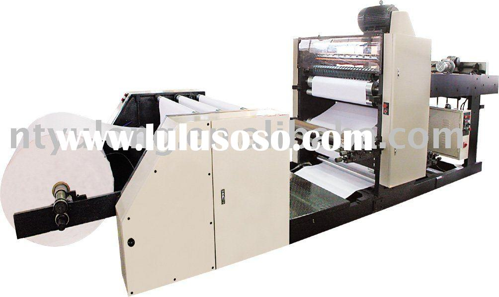 exercise book machine/note book machine/ruling & sheeting