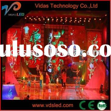 full color moving message indoor led signs