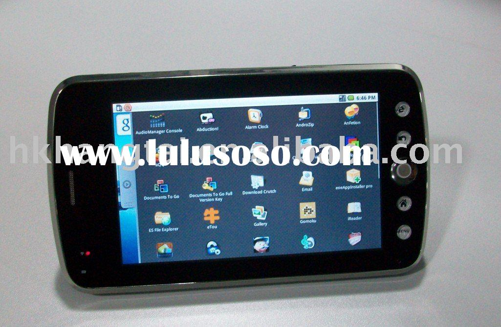 gps with mid,wifi,3G,google Android map.tablet PC