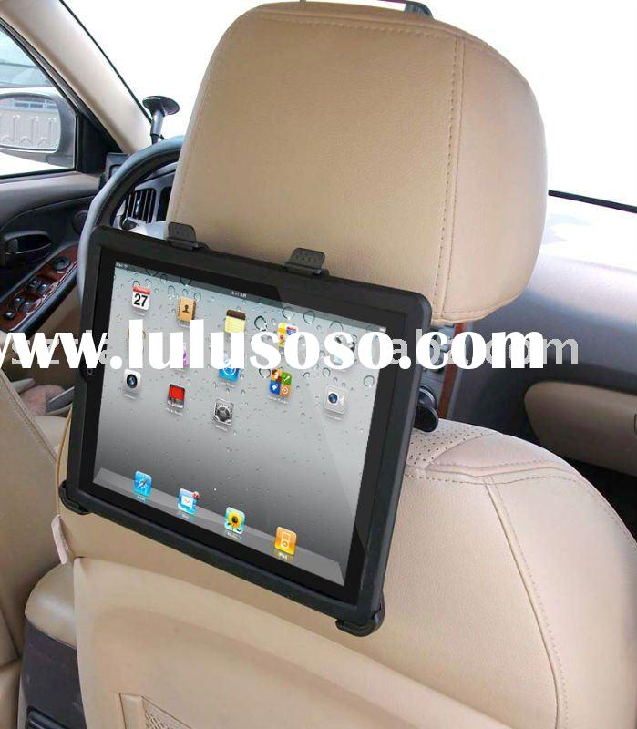 headrest Car Mount Holder iPAD 2-Cover protection
