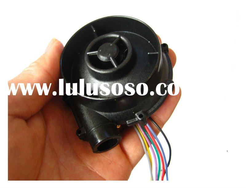 high pressure air blower with DC brushless motor 24V