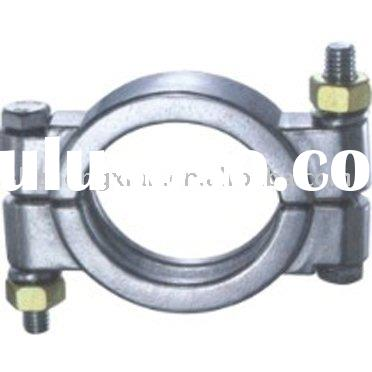 high pressure stainless steel pipe clamp