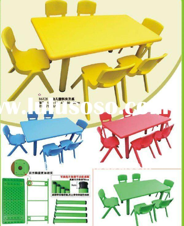 indoor kid dining tables and chairs setXF-86327