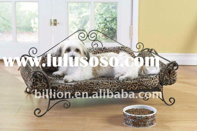 iron pet bed for dogs and cats
