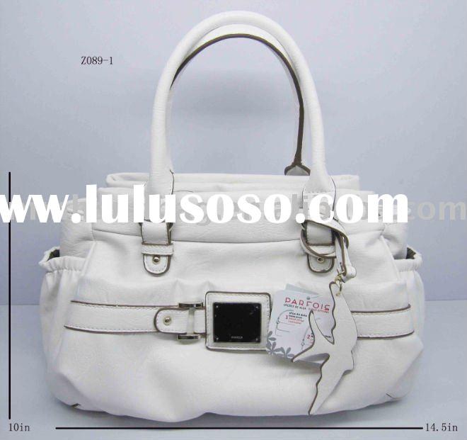 lady's multi-pockets accented handbag 2011