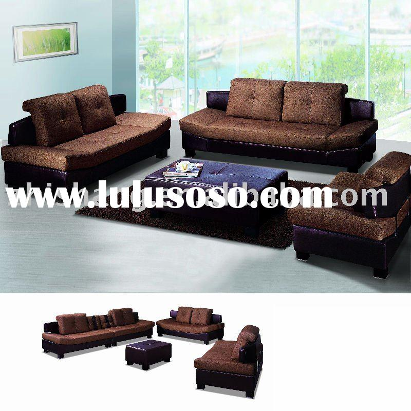 Leather Micro Fabric Sofa Leather Micro Fabric Sofa