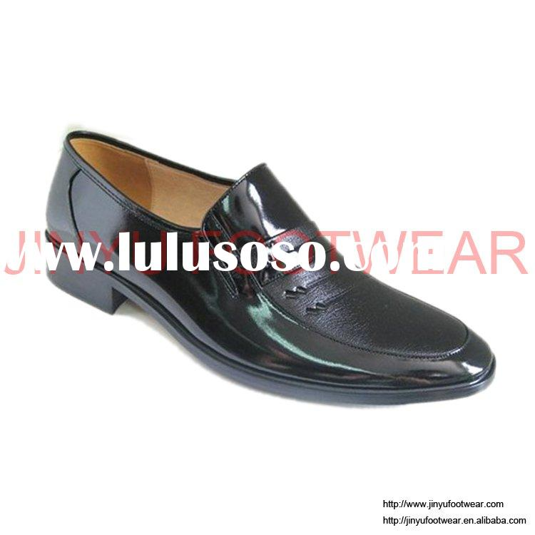 leather dress shoes men