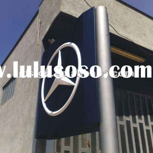 led display outdoor advertising equipment