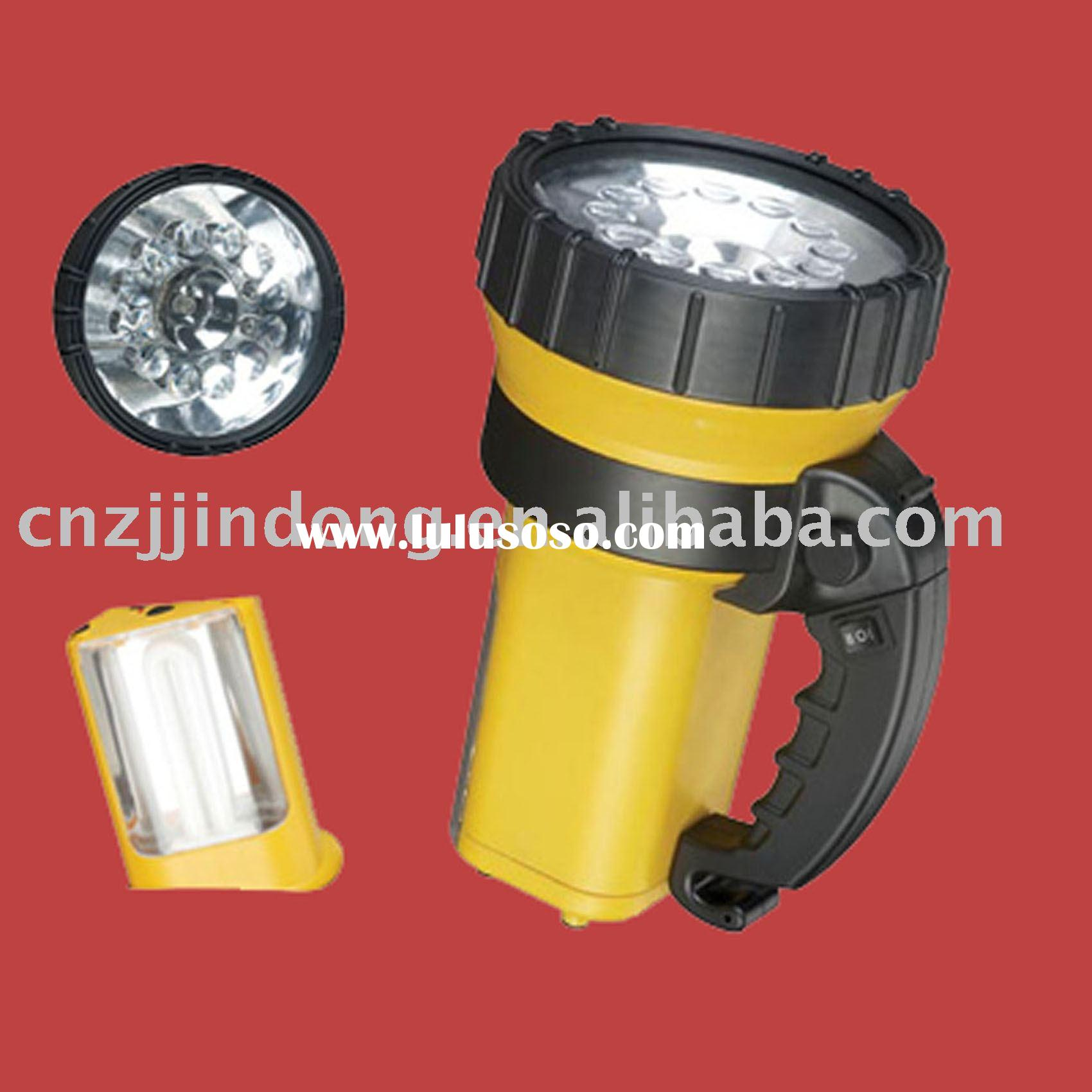 led portable spotlight;handheld led spotlight ;led spotlight